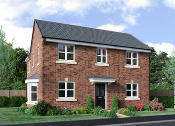 """Thumbnail 4 bedroom detached house for sale in """"Repton"""" at Milby, Boroughbridge, York"""