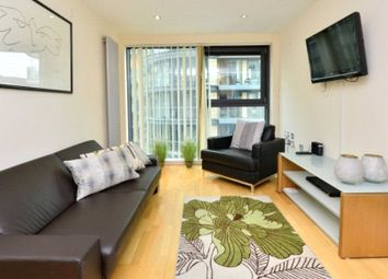 Thumbnail 1 bedroom flat to rent in Millharbour, Canary Wharf, London