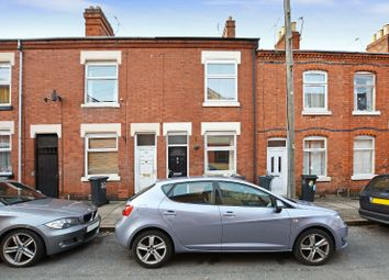 Thumbnail 2 bedroom terraced house to rent in Leopold Road, Clarendon Park, Leicester