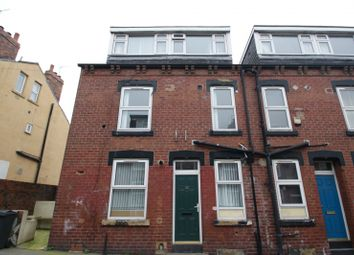 Thumbnail 3 bed end terrace house to rent in Autumn Street, Hyde Park, Leeds