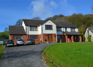 Thumbnail 6 bed detached house for sale in Fern Hill, Johnstown, Carmarthen