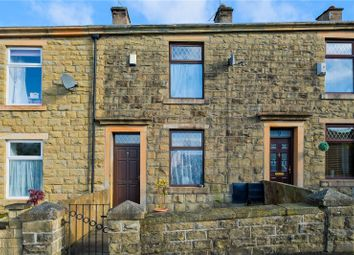 Thumbnail 2 bed terraced house for sale in Yorkshire Street, Huncoat, Accrington, Lancashire