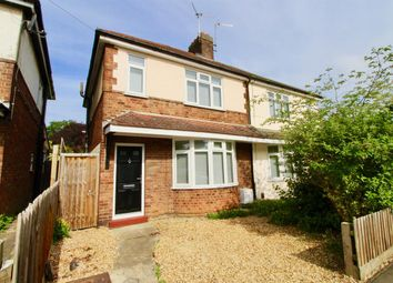 Thumbnail 3 bed semi-detached house for sale in Brewster Avenue, Woodston, Peterborough