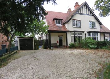 Thumbnail 4 bed semi-detached house for sale in Doddington Road, Lincoln