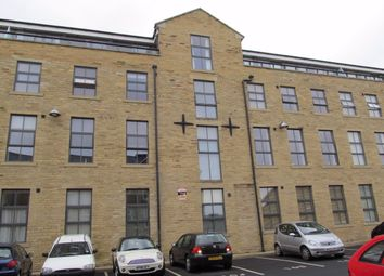Thumbnail 2 bed flat to rent in Limefield Mill, Wood Street, Bingley, West Yorkshire
