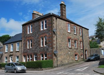 Thumbnail 3 bedroom flat for sale in High Street, Campbeltown