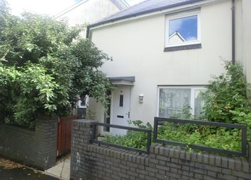 Thumbnail 3 bed terraced house for sale in Phoebe Road, Copper Quarter, Swansea Road.