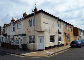 Thumbnail 2 bedroom end terrace house for sale in Southsea, Hampshire, United Kingdom