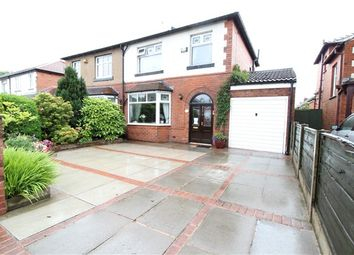 Thumbnail 3 bed property for sale in Plodder Lane, Bolton