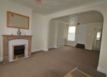 Thumbnail 3 bedroom terraced house to rent in Beaconsfield Road, West, Ipswich