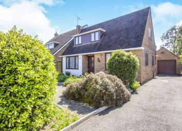 Thumbnail 4 bed detached bungalow for sale in Saddington Road, Fleckney, Leicester