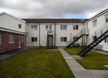 Thumbnail 1 bed flat to rent in Victoria House, Victora Street, Dowlais