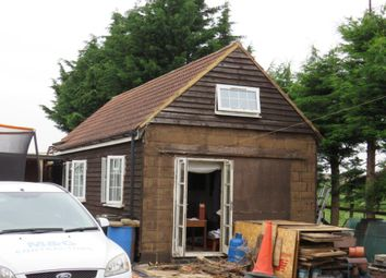 Thumbnail 1 bedroom detached house for sale in Prickwillow Road, Queen Adelaide, Ely