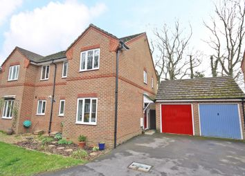 Thumbnail 3 bed semi-detached house for sale in Hyssop Close, Whiteley, Fareham