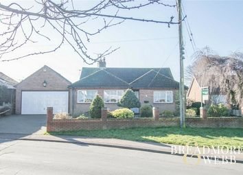3 bed detached bungalow for sale in Recreation Road, Sible Hedingham, Halstead CO9