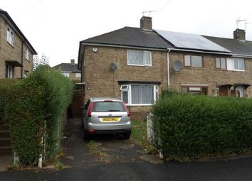 Thumbnail 3 bed end terrace house for sale in Pinewood Gardens, Clifton, Nottingham, Nottinghamshire