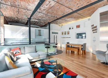 Thumbnail 3 bed flat for sale in Engine House, Neptune Street, Leeds