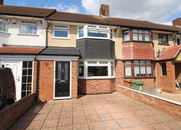 3 bed terraced house for sale in Norfolk Crescent, Sidcup DA15