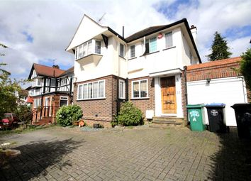 Thumbnail 3 bed detached house for sale in The Crossways, Barn Hill Estate, Wembley