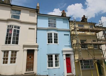 Thumbnail 4 bed terraced house for sale in Guildford Road, Brighton