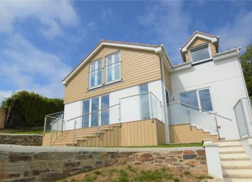 Thumbnail 4 bed detached house for sale in South View Close, Plymouth, Devon