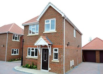 Thumbnail 4 bed detached house to rent in Mount View, Church Lane West, Aldershot