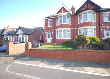 Thumbnail 3 bed semi-detached house for sale in Gloucester Avenue, Blackpool