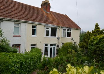 Thumbnail 3 bedroom terraced house for sale in Sherwell Park Road, Chelston, Torquay, Devon