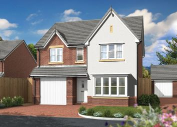 Thumbnail 4 bed detached house for sale in The Capesthorne Bollin Meadow Chester Road, Macclesfield