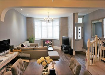 Thumbnail 3 bed end terrace house for sale in Holbrook Road, Stratford
