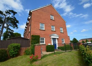 Thumbnail 4 bed end terrace house for sale in Marley Close, Tiverton