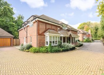 Thumbnail 5 bed detached house to rent in Virginia Water, Surrey