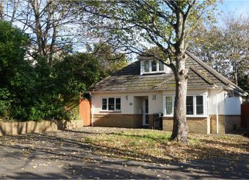 Thumbnail 3 bed detached bungalow for sale in Murley Road, Bournemouth