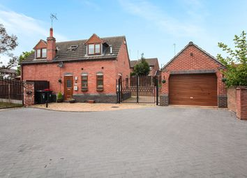 Thumbnail 3 bed detached house for sale in Fletchers Drift Lane, Nuneaton