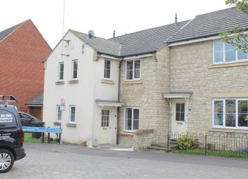 Thumbnail 2 bed terraced house for sale in The Rushes, Tuffley, Gloucester