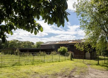 Thumbnail 5 bed barn conversion for sale in Mazebrook Barn, Drub Lane, Gomersal