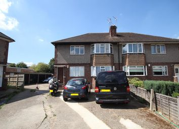 Thumbnail 2 bed maisonette to rent in Fulham Close, Hillingdon, Middlesex