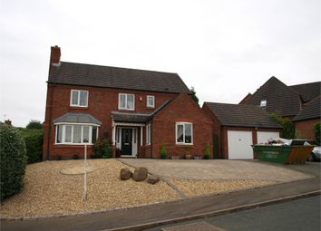Thumbnail 5 bed detached house for sale in Darwin Close, Stapenhill, Burton-On-Trent, Staffordshire