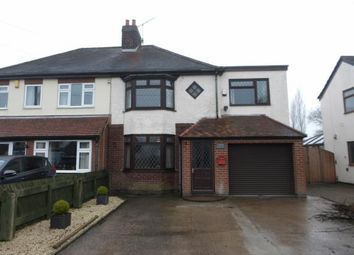 Thumbnail 3 bed semi-detached house for sale in Broad Lane, Markfield, Leicestershire