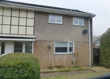 Thumbnail 2 bedroom semi-detached house for sale in Steepfield, Croesyceiliog, Cwmbran