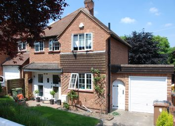Thumbnail 3 bed detached house for sale in High View Road, Guildford