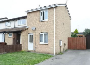 Thumbnail 2 bed end terrace house for sale in Lombardy Drive, Peterborough, Cambridgeshire