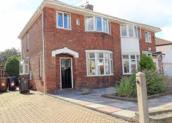 Thumbnail 3 bed semi-detached house for sale in West End, Penwortham, Preston