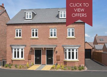 """Thumbnail 3 bedroom semi-detached house for sale in """"Kennett"""" at Allendale Road, Loughborough"""