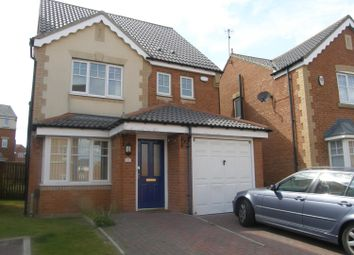 Thumbnail 4 bed detached house to rent in Ovett Gardens, Gateshead