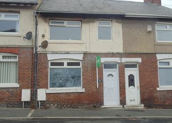 Thumbnail 3 bed terraced house to rent in Vincent Street, Easington Colliery, Peterlee