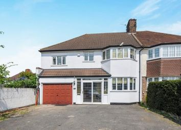 Thumbnail 5 bedroom semi-detached house for sale in Sidcup Road, New Eltham, London, .