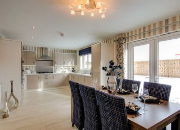 "Thumbnail 5 bed detached house for sale in ""The Waterside"" at Stable Gardens, Galashiels"