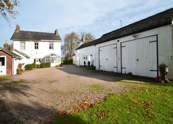 Thumbnail 6 bed detached house for sale in Uttoxeter Road, Blythe Bridge
