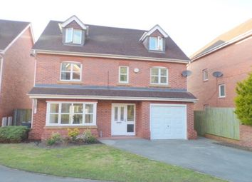 Thumbnail 5 bed property to rent in Lazonby Close, Prenton